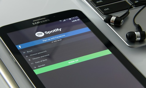 Spotify evaluating upgraded user interface for their library